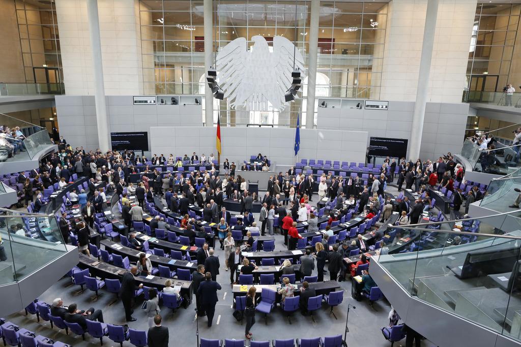 © Deutscher Bundestag/Thomas Trutschel/ photothek